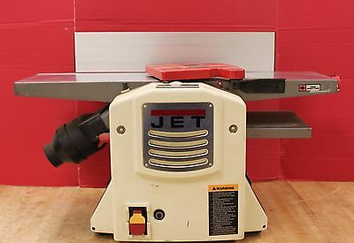 """Jet JJP-8BT 8"""" Planer Jointer Combo With Owners Manual"""