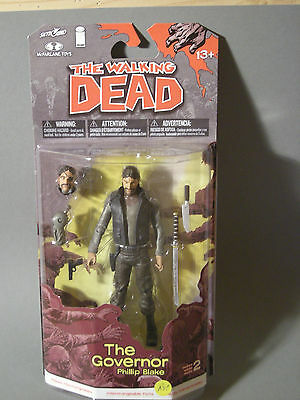 Action Figuren - MC FARLANE WALKING DEAD  GOVERNOR