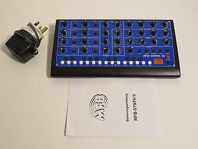 MFB Synth II Monophonic Synthesizer