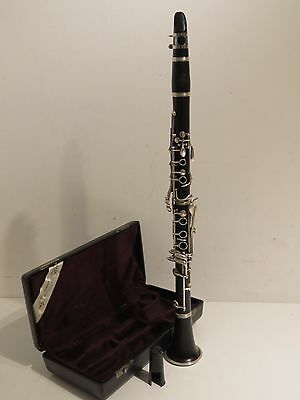 Yamaha YCL CX Custom Bb Clarinet Outfit