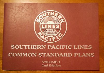 Southern Pacific Lines, Common Standard Plans