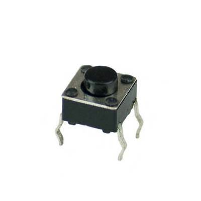 6X6X5mm Tactile Push Button Switch (PK OF 5)