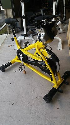 Trixter X-1000 Indoor Cycling Bike Commercial studio group cycle