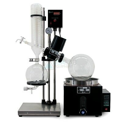 New 110V 5L Rotary Evaporator RotoVap RE-501 - 299°C - 1 Year Warranty