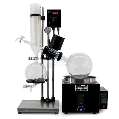 New 110V 5L Rotary Evaporator RotoVap RE-501 - 180°C - 1 Year Warranty