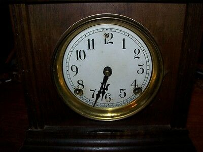 Sessions 8 Day Mantle Clock