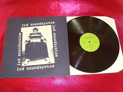 Lcd Soundsystem - Losing My Edge -12'' Ex+/ex+/oprdfa 002/b1 Damont/2002 Uk