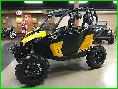 2015 Can-Am Maverick 1000 X xc DPS Used