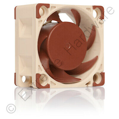 Noctua NF-A4x20 FLX 40mm x 20mm Low Noise Premium PC Case Fan 5000 RPM, 14.9 dBA