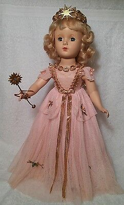 "Vintage Madame Alexander 14"" HP ""Fairy Queen"""