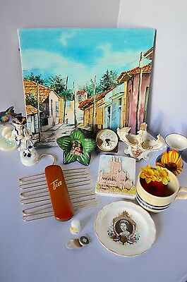 Clearance Bundle Mixed Different Vintage Collectables Curios Items Job Lot #1