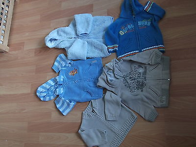 5 items boys clothing age 3/6 months