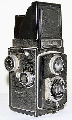 Rolleicord Ia Type 3 Made in Germany 1938