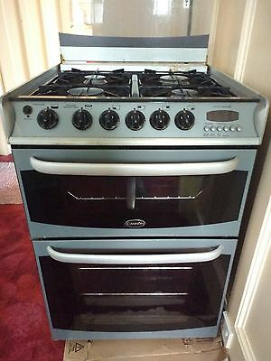 CANNON  CHICHESTER 10578G 60cm FULL GAS  COOKER-SILVER