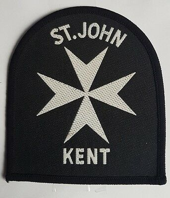 St John Ambulance Uniform Badge