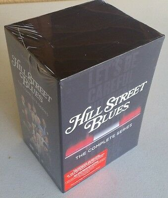 Hill Street Blues The Complete Series:1-7 DVD BOX SET, Visa/MC Pay only