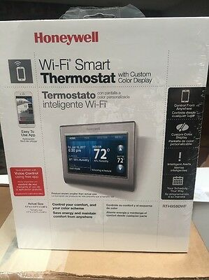 Honeywell RTH9580WF Wifi Smart Thermostat	652272	MSC