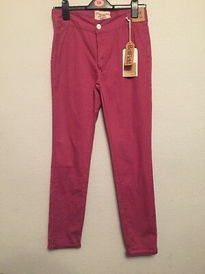 "Brand New With Tags, Men's Bellfield Trousers In A 28"" Waist Reg Leg"