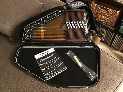 Excellent Chroma Harp With Case, Strap, Tuner, & Manual