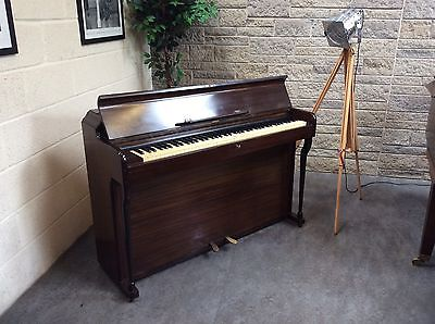 1985 Spencer, London Miniature Overstrung Piano - CAN DELIVER