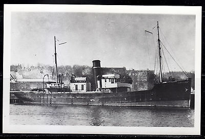 "Steamer ""Northern"", Great Lakes, Real Photo"