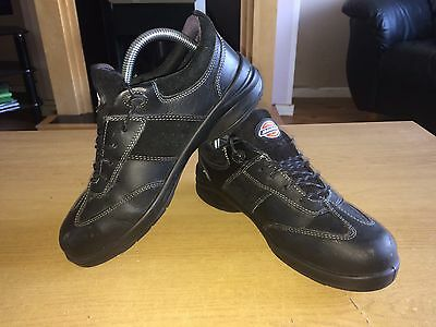 Dickies Work Shoes UK5.5 Leather Boots Pumps