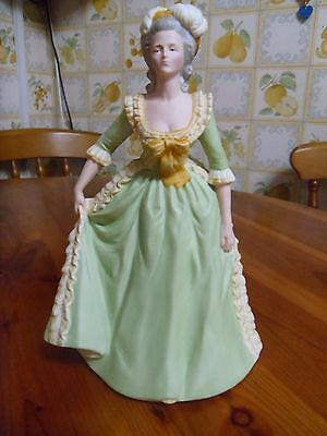 Franklin Mint Porcelain MARIE ANTOINETTE Limited Edition Figure