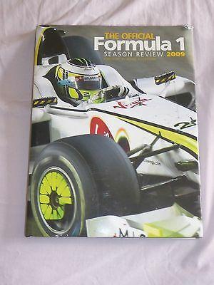 The Official Formula 1 Season Review: 2009 by Haynes Publishing Group (Hardback,