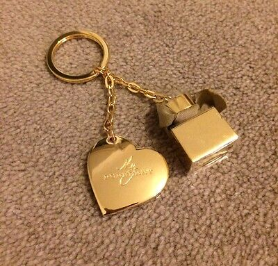 100% Burberry Authentic Key Ring Charms
