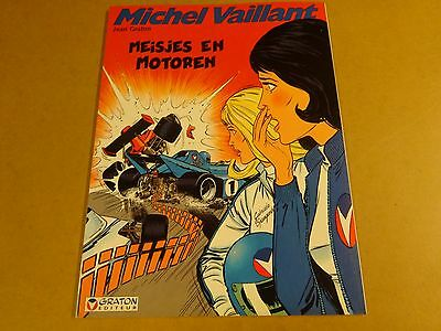 Strip / Michel Vaillant - Meisjes En Motoren