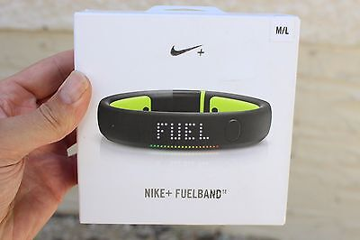 In Box Nike Fuelband Second Edition Fitness Bluetooth Tracker Band Sports Tool