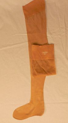 RARE Vintage NEW (1951) CDN Womens Army Issue SEAMED NYLON STOCKING (CWAC'S)