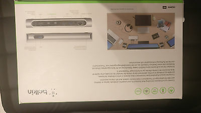 Belkin Thunderbolt 2- Express HD Dock - NEW, UNUSED- RRP £200