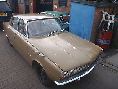 1969  Rover P6 2000Sc Manual Low Miles/owners History From Day 1 Mot Bills 4 3K