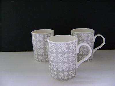 Nice Set of 3 Mugs by Laura Ashley.