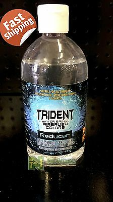 Dna Trident Reducer 500Ml Airbrush Paint Waterbase Colours Spray Auto Art Diy