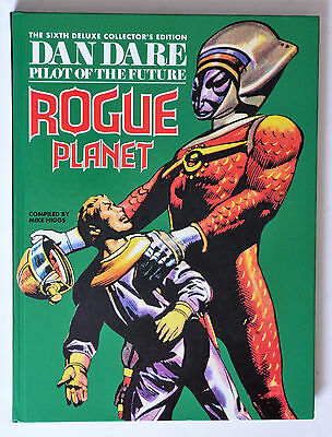DAN DARE: The Sixth Deluxe Collectors Edition Vol.6. Rogue Planet, 1st Edition.