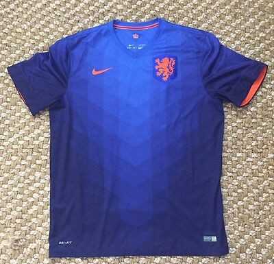 Nike Netherlands Football (soccer) Jersey Size XL Fifa World Cup 2014