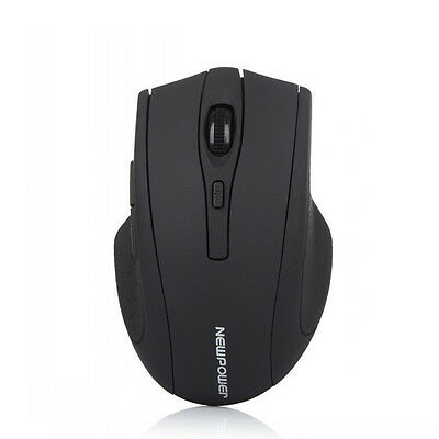 2.4GHz Wireless Optical Gaming Mouse Mice For Computer PC Laptop New