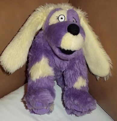 "Tweenies Dog Izzles Soft Toy 12"" (30cm) Hasbro 2002 Gd/Con"