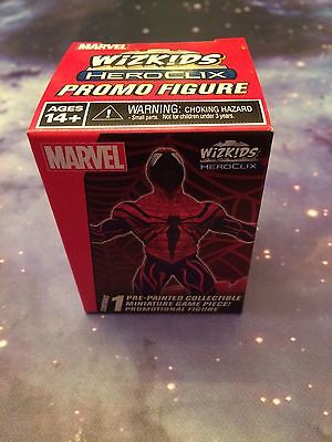Heroclix 2017 Convention Exclusive Le Spider Carnage Mp17-003 Brand New Sealed