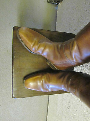 Shilz  Paris Mens Riding Boots Stunning Classic Shape Reduced For Father's Day