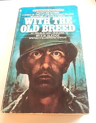 WWII Book: With The Old Breed At Peleliu and Okinawa