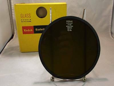 "Kodak Safelight Filter Wratten Series Oa 5.5"" In Original Box"