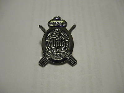 25th Alpine Lager Bonspiel 1998 Beausejour N.B.  pin