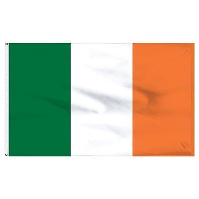 3x5 Ireland Irish Flag 3'x5' House Banner Grommets Quality Fade Resistant Hot