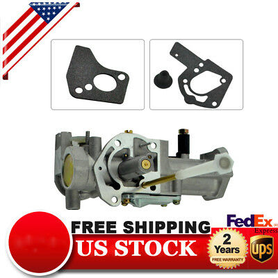Carb Carburetor Fit Briggs&Stratton 498298 495951 495426 692784 With Free Gasket