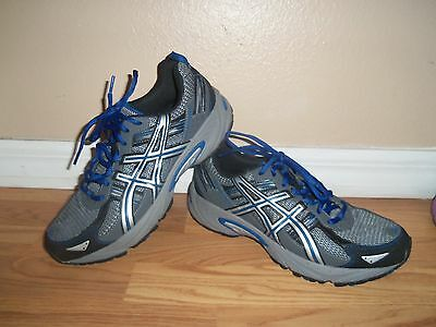 ASICS GEL-VENTURE 5 mens athletic running shoes size 9