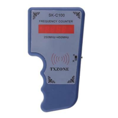 Digital Frequency Signal Counter Meter Detector for IR RF Remote Control