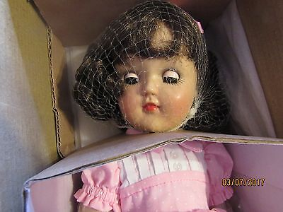 Effanbee Toni  Pink and Polka Dots Doll MINT in box